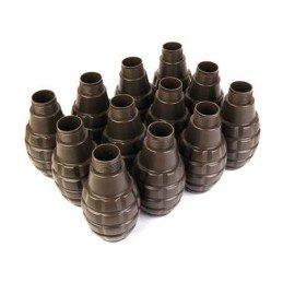 Pack 12 carcasas granada piña Thunder B