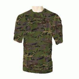 Camiseta manga corta boscoso español