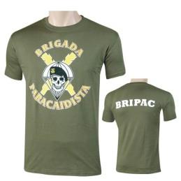 Camiseta Bripac verde