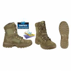 Botas Taser Thunder 9.0 waterproof tan