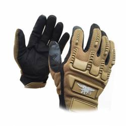 Guantes Seal completos tan