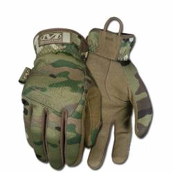 Guantes Fast Fit Mechanix multicam