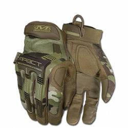 Guantes M-Pact multicam Mechanix