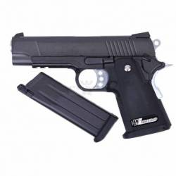 Pistola Hi Capa 4.3 S version CO2 grafito WE