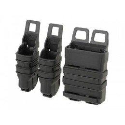 Pouch portacargador rígido M4 y pistola negro