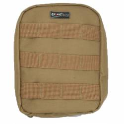 Pouch multi usos molle tan