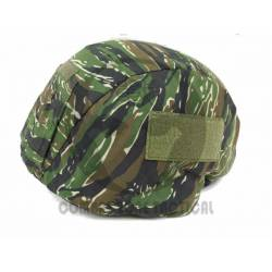 Funda casco MICH tiger