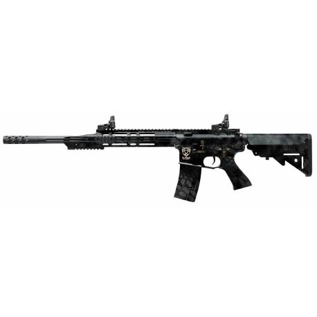 Fusil airsoft ASR110 Guardian Match Style kryptec typhon