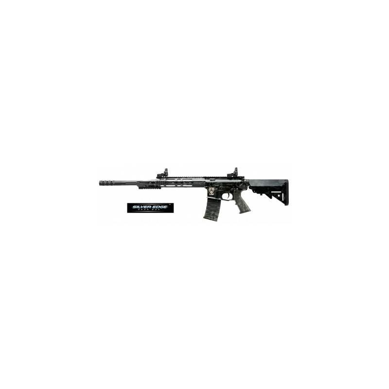 Fusil airsoft ASR110 Guardian Match Style multicam black