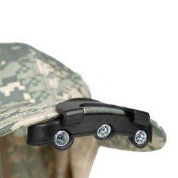 Linterna para gorra