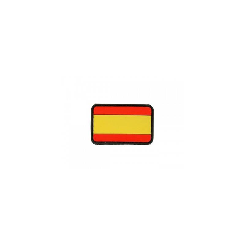 Parche bandera España velcro