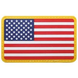 Parche bandera EEUU velcro