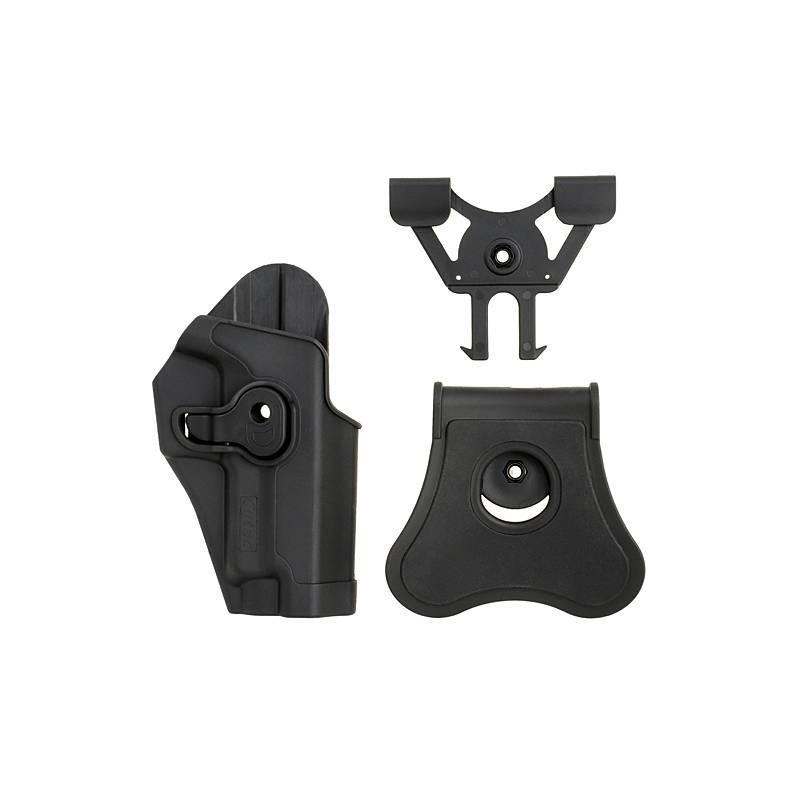 Pistolera cinturón y molle P220/225/226/228/229