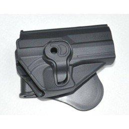 Pistolera rígida alta resistencia HKUSP y USP Compact negra
