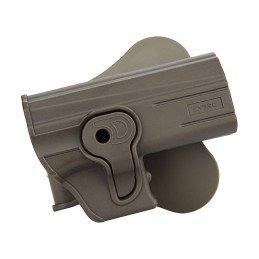 Pistolera rígida alta resistencia CZ P-07 y P-09 tan