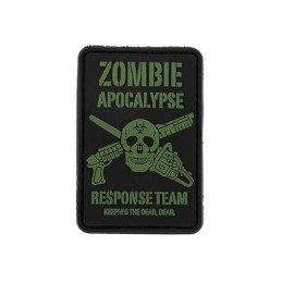 Parche Zombie Apocalypse