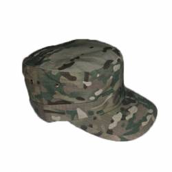 Gorra canvas cuadrille multicam