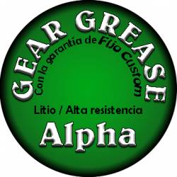 Gear grease Alpha