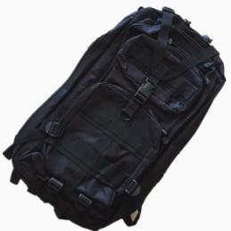 Mochila compact assault 50 litros negra