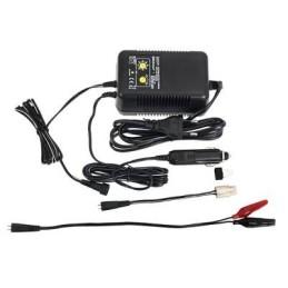 Cargador descargador baterías NiCd y NiMH