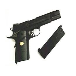 Pistola MEU 1911 negra