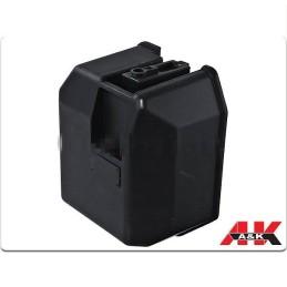 Cargador drum 5000 bbs M4/M16 eléctrico