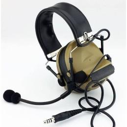 Comt II Headset tan