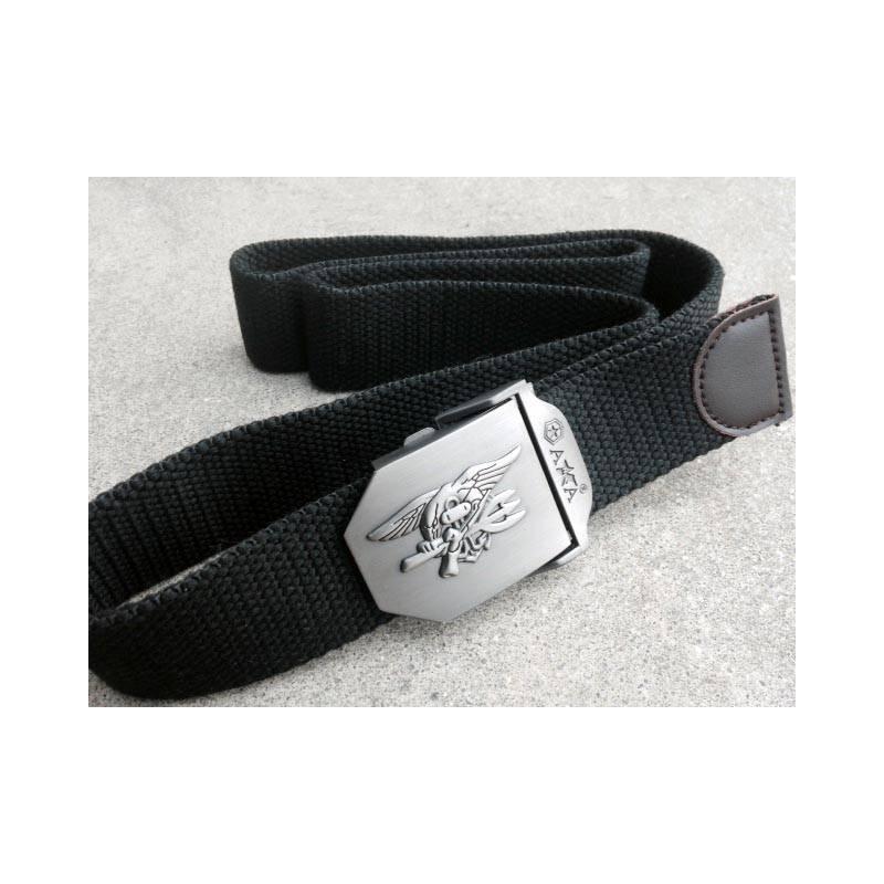 Cinturón Navy Seal negro