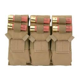 Triple pouch M4 y portacartuchos tan