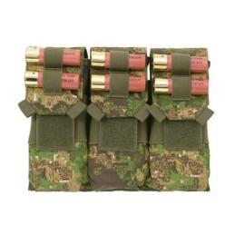 Triple pouch M4 y portacartuchos PG
