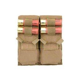 Doble pouch M4 y porta cartuchos multicam