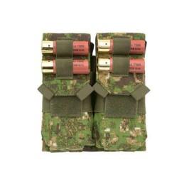 Doble pouch M4 y porta cartuchos PG
