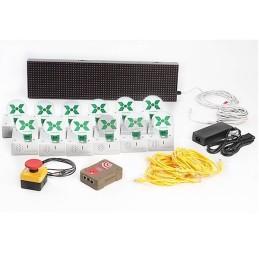 Diana Xcortech XTS-105 12 unidades
