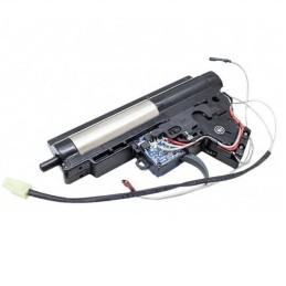 Gearbox completo cableado trasero (guía larga)