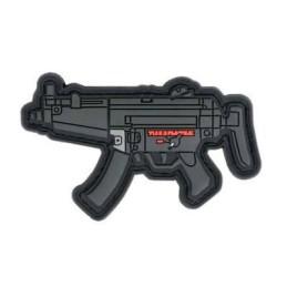 Parche PVC velcro MP5