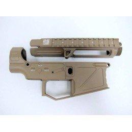 Cuerpo M4 V2 AER087 tan