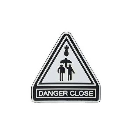 Parche danger close