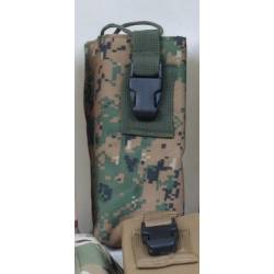 Pouch radio marpat woodland