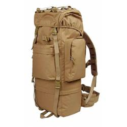 Mochila all mountain 65 l tan