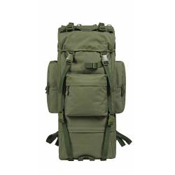 Mochila all mountain 65 l verde