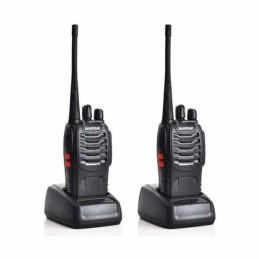 Pack 2 walkies Baofeng