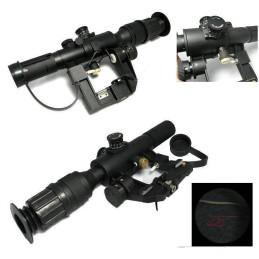 Visor PSO-1 4X26 para AK y SVD