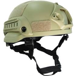 Casco MICH 2000 SPEC OPS tan