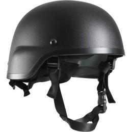 Casco MICH2000 ABS negro M