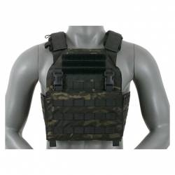 Chaleco buckle up assault plate carrier multicam black