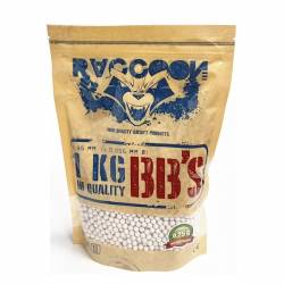 Bolsa 1 kg bolas 0,25 bio Raccoon