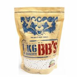 Bolsa 1 kg bolas 0,20 bio Raccoon