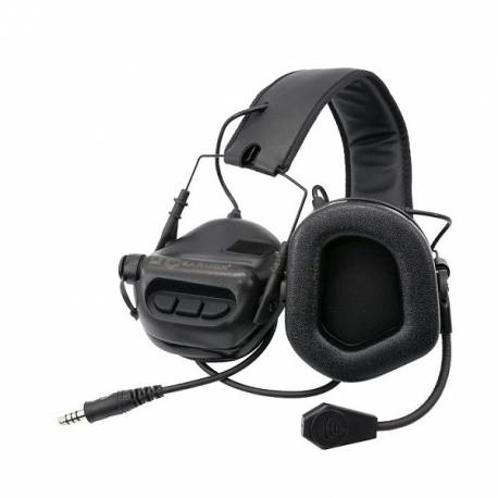 Tactical Hearing Protection M32 negro