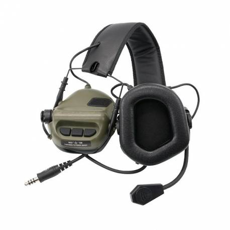 Tactical Hearing Protection M32 verde