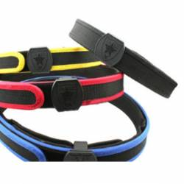 Cinturón IPSC talla 120 cm negro